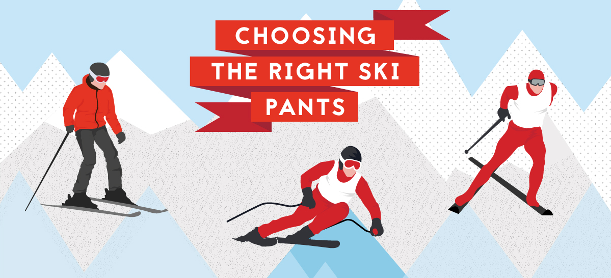 How to Choose Ski Pants & Ski Trousers