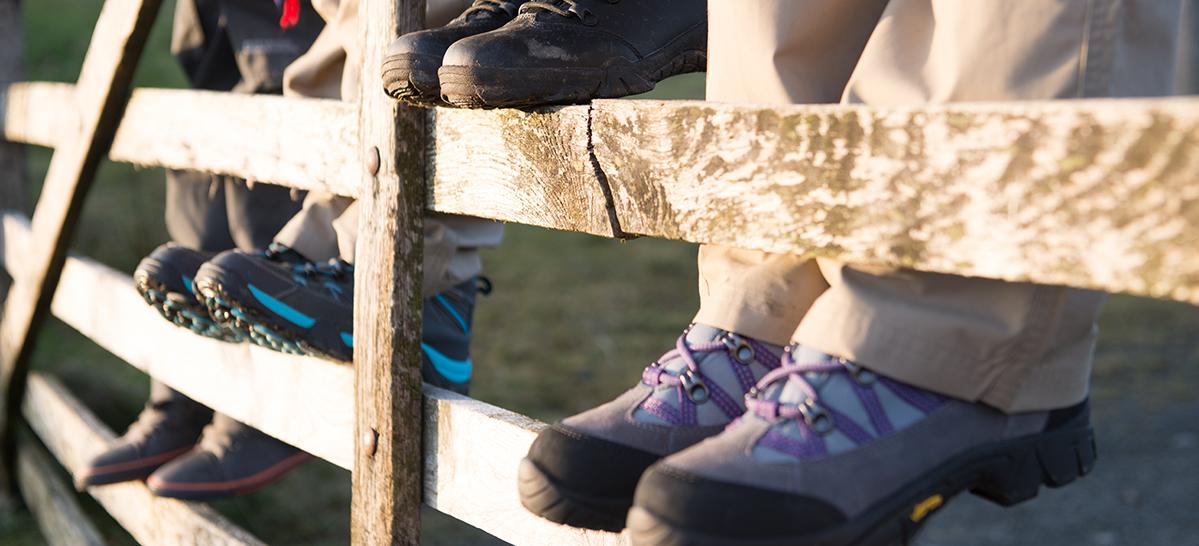 How to Break in Walking Boots