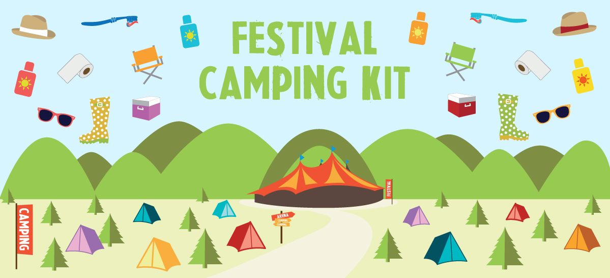Festival Checklist – What to Take to a Festival