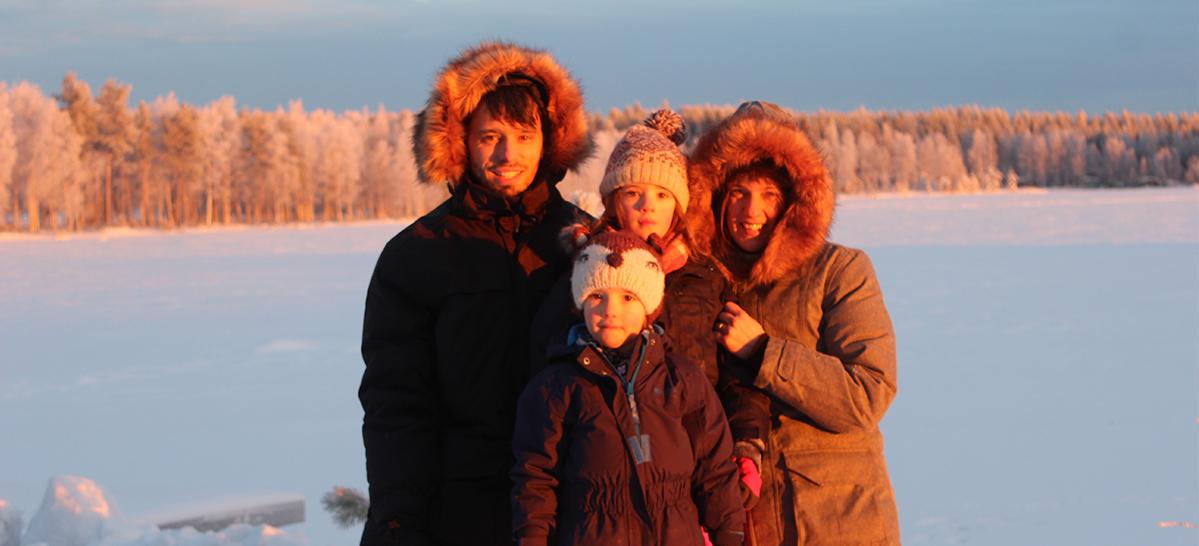 Real Life Arctic Adventure