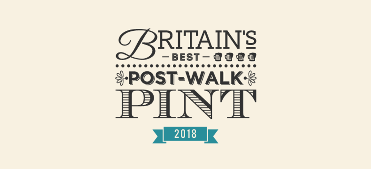 Britain's Best Post-Walk Pint