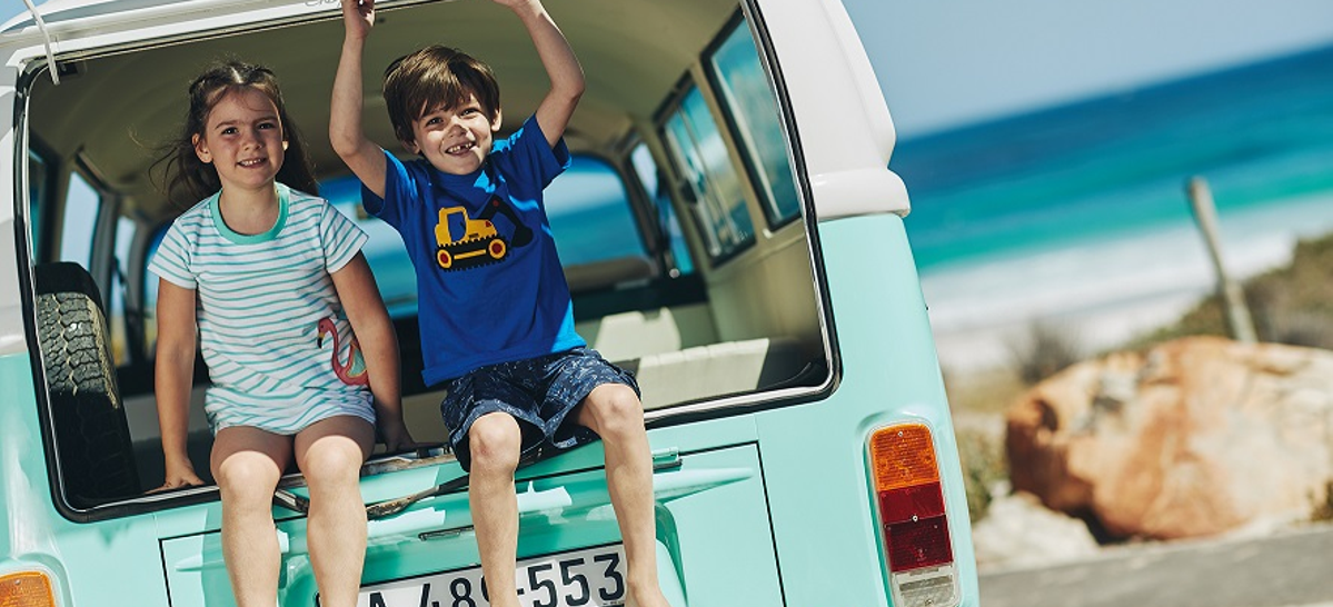 How to entertain your children on a summer road trip