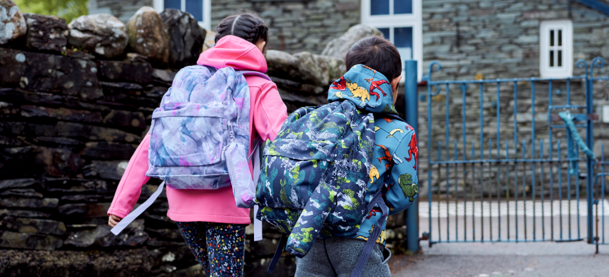 Get Back To School Ready With Mountain Warehouse