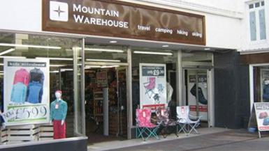 Mountain Warehouse Opens New Store in Keswick