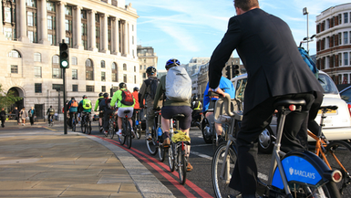 Cycling Grants up for Grabs in London