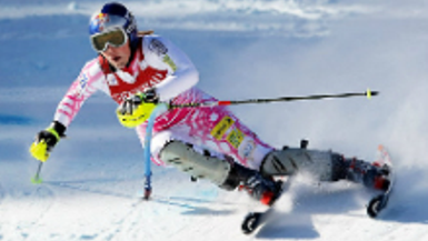 Lindsey Vonn Wins World Cup Super-G in Bulgaria
