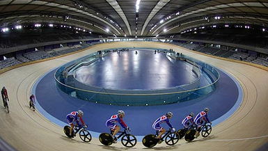 Permanent Cycling Track to be Built on London 2012 Site