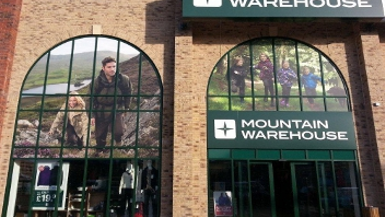 Mountain Warehouse Opens New Store in Gainsborough