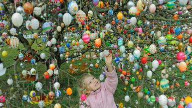Top 5 Easter Egg Hunts