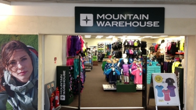 Mountain Warehouse Opens Store in Elgin