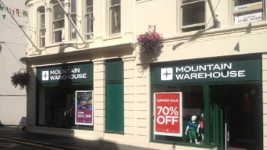 Mountain Warehouse Opens First Store in Guernsey