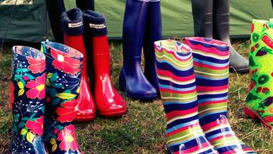 Rainy Festival Essentials