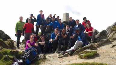 Adventurer Training Week: Loch Tay, Scotland