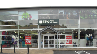 Mountain Warehouse Opens Store in Ulverston
