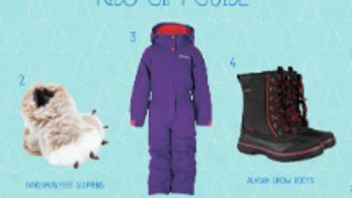 Kid's Christmas Gift Guide