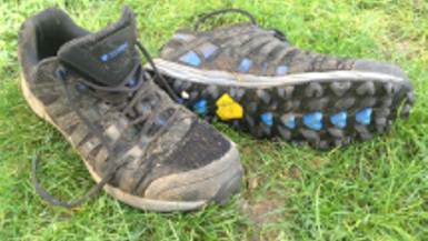 Staff Review: Scramble Walking Shoes