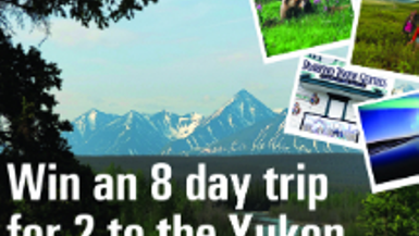Win a Trip to Yukon!