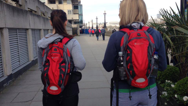 3 Peaks Training Walks in London