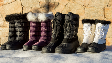 How to Clean Snow Boots