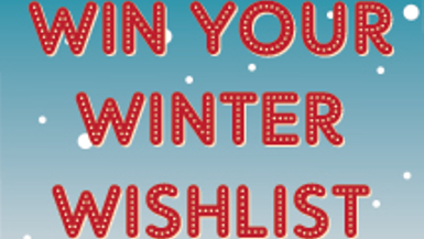 Win Your Winter Wishlist 2014