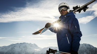 How to Avoid Sunburn on the Slopes