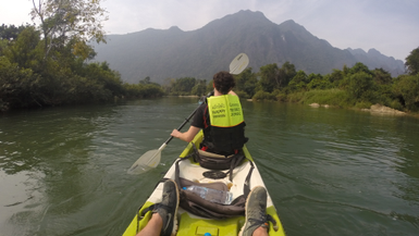 Top Five Things to do in Laos