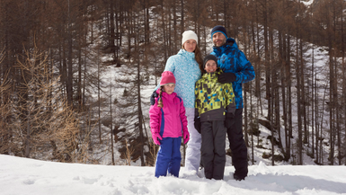 Family Ski Holidays: The Best Family Ski Resorts For 2018