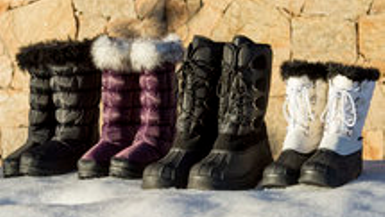 How to Choose Snow Boots
