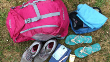 What's In My Rucksack?