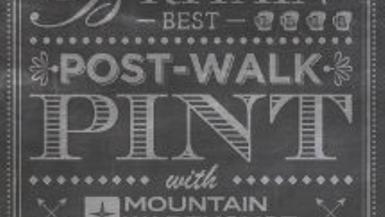Mountain Warehouse Presents: Pub Awards 2015!