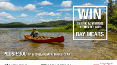 WIN an Epic Adventure in Ontario with Ray Mears!