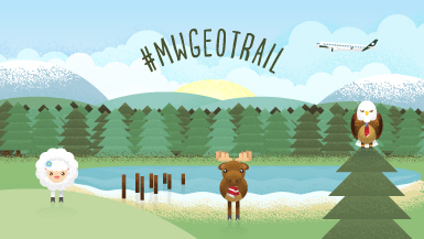 Mountain Warehouse GeoTrail Competition – Terms & Conditions