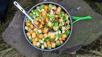 Breakfast Hash – The Recipe