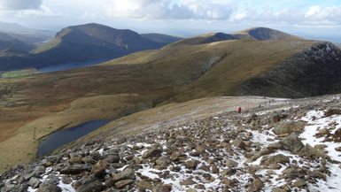 Winter Walks | Mount Snowdon