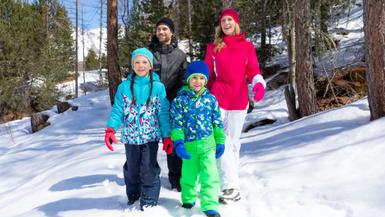 Family Ski Holidays: The Best Family Ski Resorts in Europe