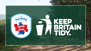 KEEP BRITAIN TIDY | The Great British Spring Clean 2018