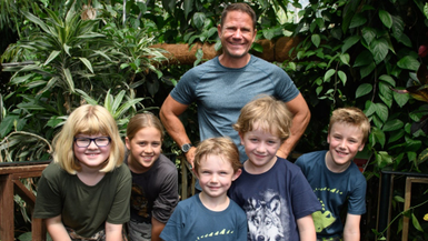 Meet Steve Backshall Competition Returns!