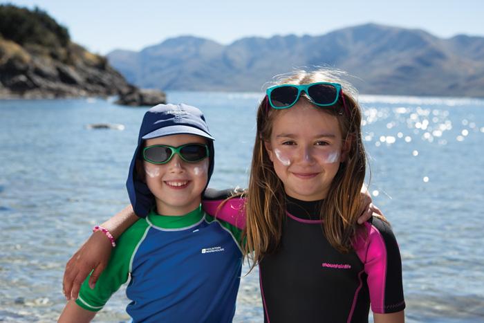 Mountain Warehouse kids summer gear