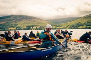 BES Scotland Kayaking