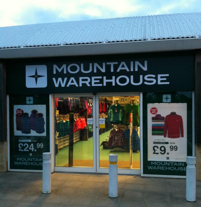Gloucester Garden Centre MW Store