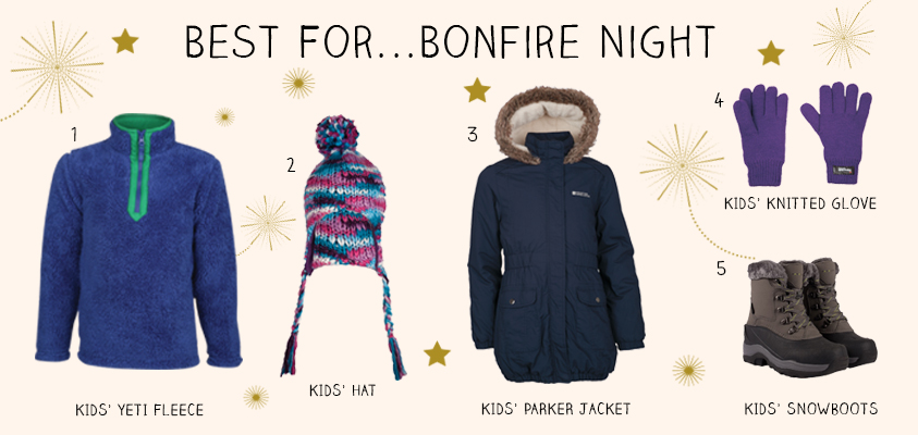 Bonfire Night Best Buys