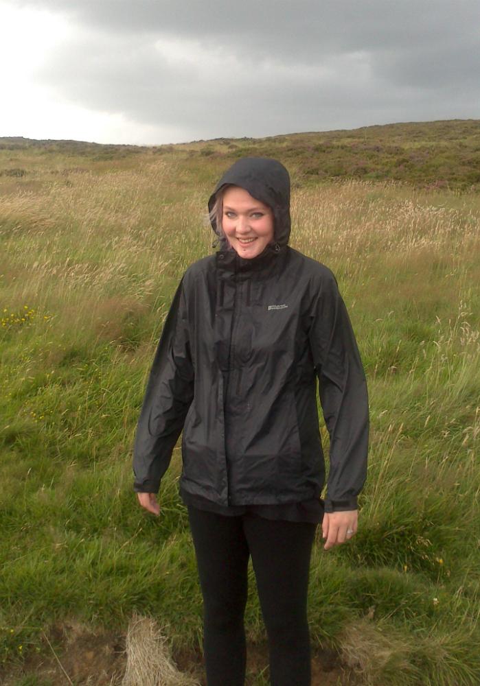 Womens Achill Waterproof Jacket