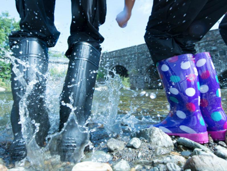 welly splash