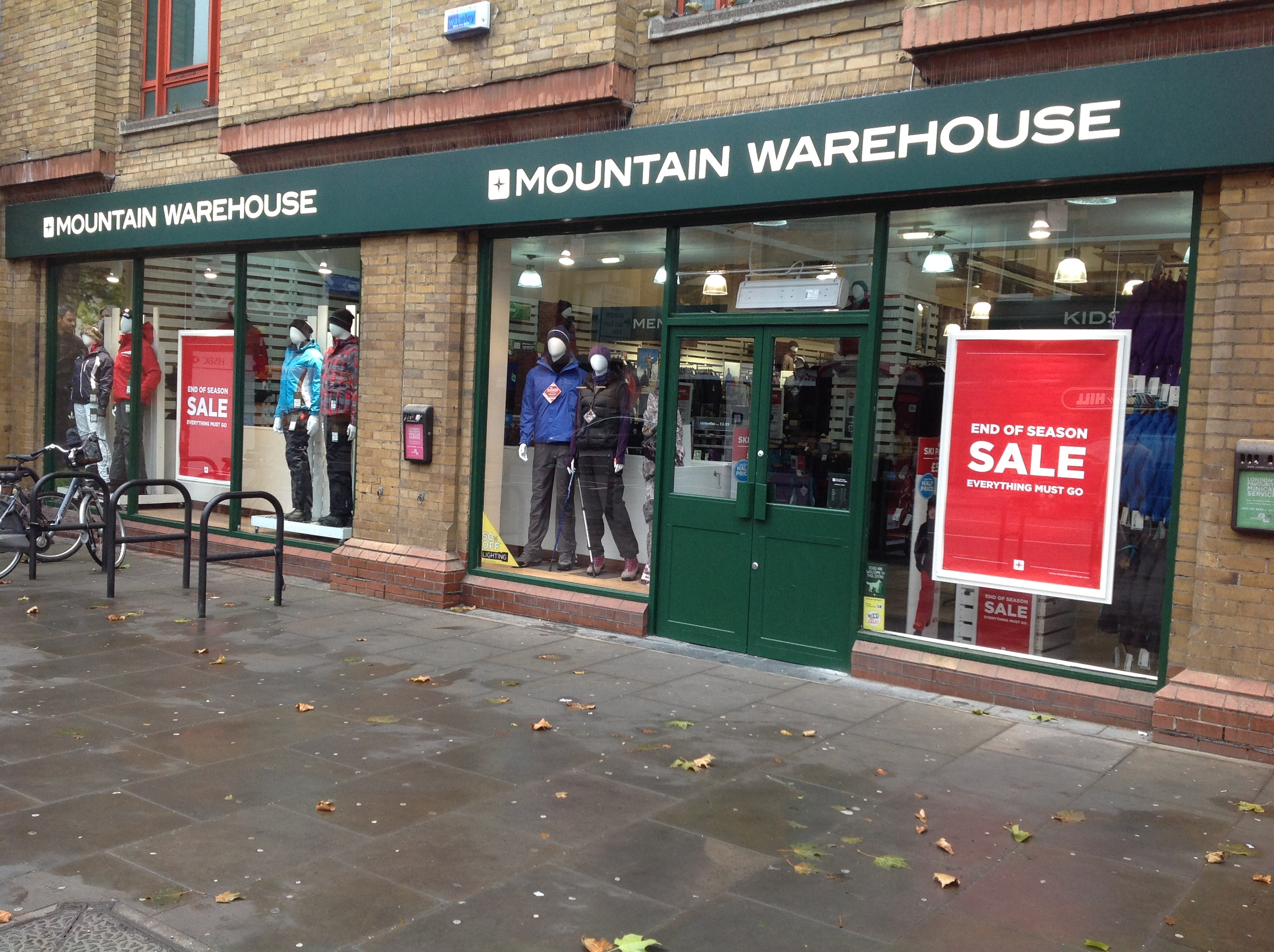 Quality outdoor clothing & equipment at the lowest prices from Mountain Warehouse Canada. Buy outdoor clothing online or in store with dozens of deals available.