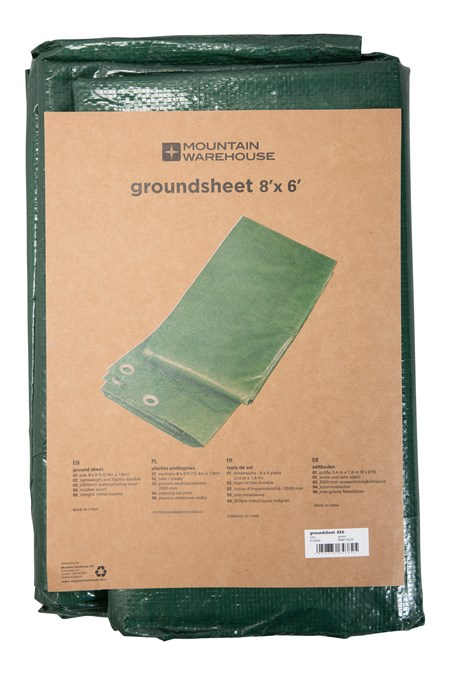 Ground Sheet For Camping In the Rain