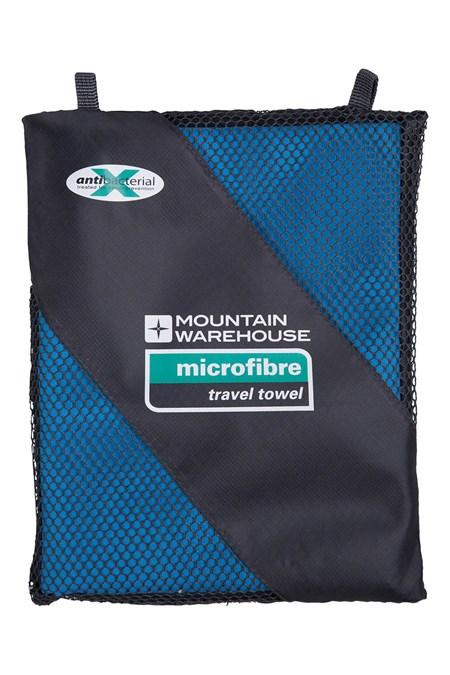 Microfiber Towels: Camping in the rain