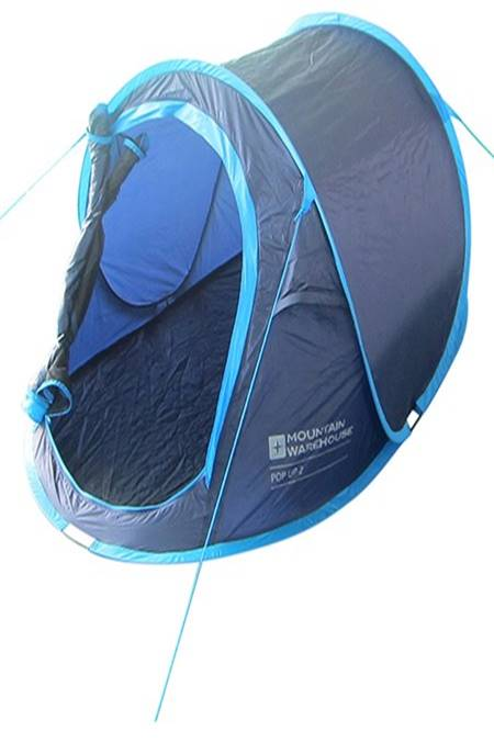 Mountain Warehouse Pop Up Tent: Festival Essentials