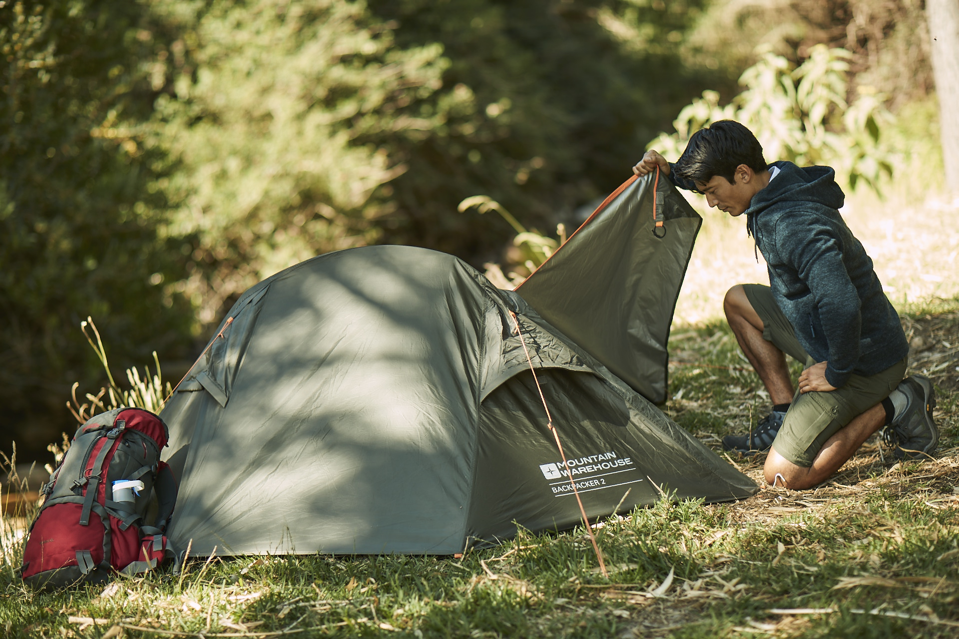 Types of Tent | Tent Waterproof Ratings | Mountain Warehouse