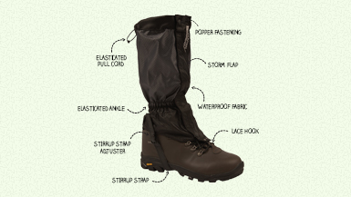 Walking Gaiters Guide Guide To Gaiters Expert Advice