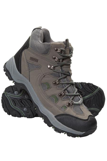 wide fit walking boots